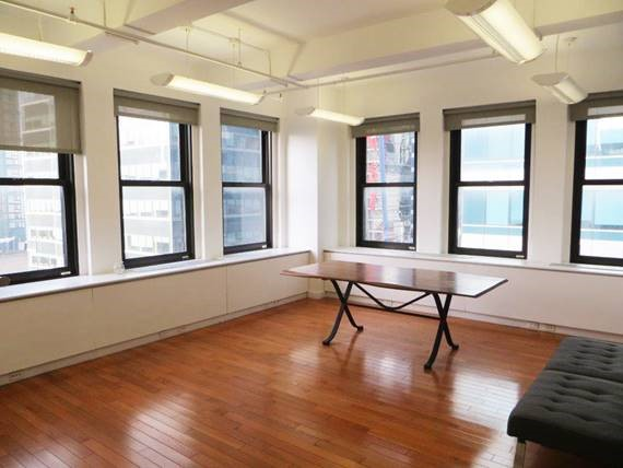 2,700 Sq. Ft  | Garment District - manhattan office space and commercial real estate