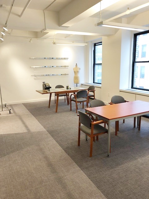 3,748 Sq Ft | Garment District - manhattan office space and commercial real estate