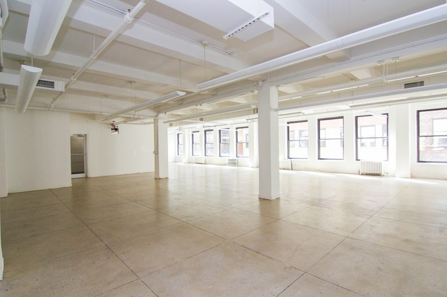 6,338 Sq Ft | Garment District - manhattan office space and commercial real estate